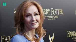 J.K. Rowling Causes Controversy With Latest Dumbledore Comments [Video]