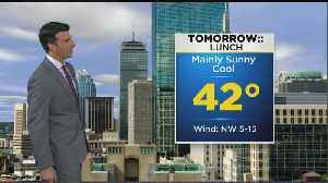 WBZ Evening Forecast For March 18 [Video]