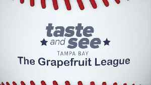 MLB Spring Training begins in Tampa Bay | Taste and See Tampa Bay [Video]