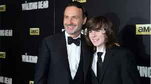 Chandler Riggs Says Andrew Lincoln Deserved