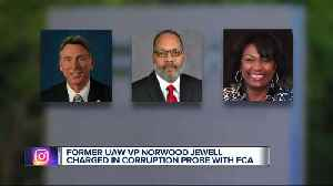 Former UAW VP charged in corruption probe with FCA [Video]