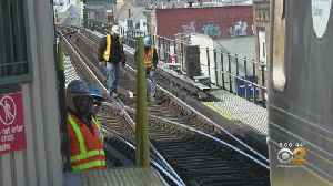 Falling Debris Dangers Continue Under NYC Subway Trains [Video]