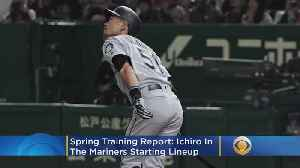 Spring Training Report: Japan Opening Series With Mariners, Athletics [Video]
