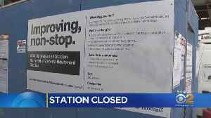 Astoria Boulevard Subway Station Closed Until December 2019 [Video]