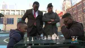 Young Chess Player Overcomes Obstacles [Video]