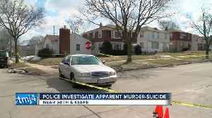 MPD investigating apparent murder-suicide [Video]