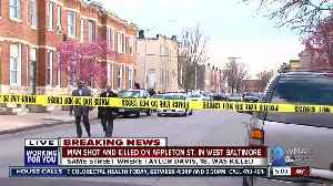 27-year-old man dead after police find him inside a home in West Baltimore [Video]
