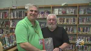 New Jersey Man Returns School Library Book 53 Years Later [Video]