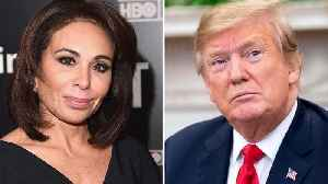 President Trump Wants Fox News to Bring Back Jeanine Pirro | THR News [Video]