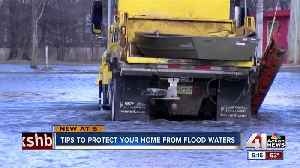 Tips to protect your home from flood waters [Video]