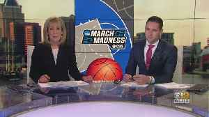 Downtown Baltimore Sports Bar Gears Up For Maryland Terps' First Game In March Madness [Video]