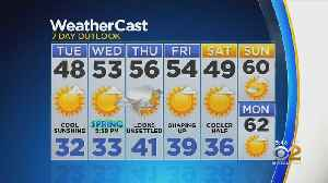 New York Weather: 3/18 Monday Evening Forecast [Video]