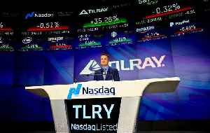 Tilray Stock Jumps After Reporting Doubling of Sales, Higher Price Per Gram [Video]