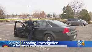 Shooting Leaves 1 Injured, No Suspects Arrested In Aurora [Video]