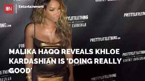 Khloe K's Best Friend Gives Us An Update On Her [Video]