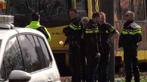 3 People Killed in Shooting on Tram in Utrecht, Netherlands [Video]