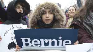 Bernie Sanders Supporters Turn Out for His Campaign Kickoff in Brooklyn [Video]