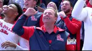 MSU/Ole Miss going to the NCAA Tournament [Video]