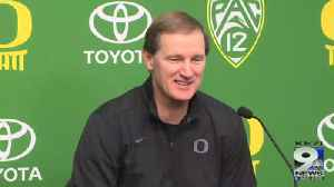 Dana Altman on selection sunday part one (3/17/19) [Video]