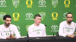 Oregon on selection sunday part one (3/17/19) [Video]