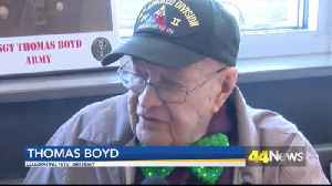 Veteran turns 101 years old [Video]