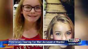 Preliminary hearing for man accused of murder [Video]