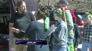 Local conservationists clean streams for St. Patrick's Day [Video]