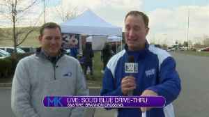 Solid Blue Drive-Thru: Day 1 [Video]