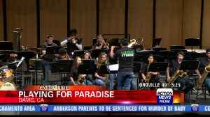 Young musicians take the stage in Davis for Camp Fire recovery [Video]