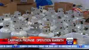 Campaign Propane: Operation Warmth aims to bring resources to Camp Fire survivors [Video]