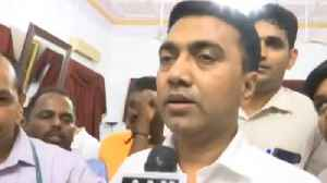News video: Goa CM Pramod Sawant says, Will try to work as much as possible like Manohar Parrikar |Oneindia News
