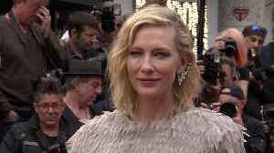 Cate Blanchett prefers to dye hair rather than wear wigs for roles [Video]