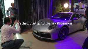 News video: Porsche x Kopernikus