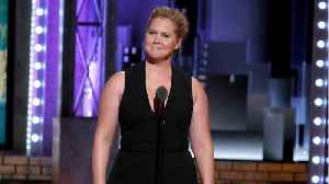 Amy Schumer's Husband Is On The Autism Spectrum [Video]