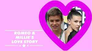 Teenage dream: Millie Bobby Brown & Romeo Beckham dating? [Video]