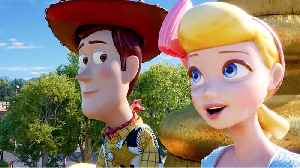 News video: Toy Story 4 - Official Trailer