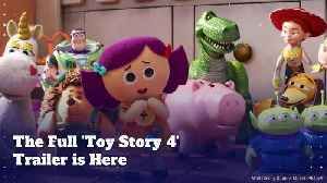 The Full 'Toy Story 4' Trailer is Here [Video]