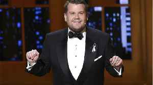 James Corden Is Going To Host 2019 Tony Awards [Video]