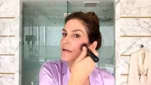 Watch Cindy Crawford Do Her Getting-Out-the-Door Morning Beauty Routine [Video]