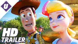 Toy Story 4 - Official Trailer [Video]