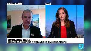 CARE's Matthew Pickard joins Claire Pryde from Malawi to talk about the devastation cyclone Idai has caused [Video]