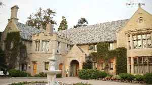 Ex-Playmate Turned Ghosthunter Says Playboy Mansion is Haunted [Video]