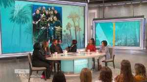 The Talk - David Boreanaz Hints About 'Angel' Reunion for 20 Year Anniversary [Video]