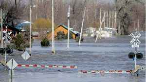 Catastrophic Floods In The U.S. Midwest Cause Widespread Damage [Video]