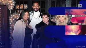 Khloe Kardashian Says Tristan Thompson Is a Good Father [Video]