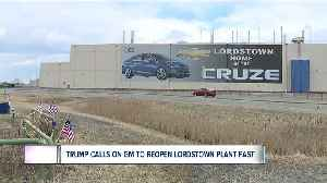 As employees plot next steps, Lordstown plant becomes political flashpoint [Video]