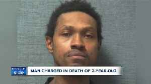 Man charged with murder after allegedly beating a 2-year-old Canton boy to death, records show [Video]