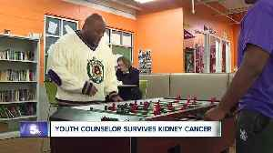 Boys and Girls Club counselor speaks out for Kidney Cancer Awareness Month [Video]