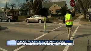 Former crossing guards in Menomonee Falls work for free after company shuts down [Video]