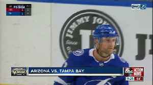 Tampa Bay Lightning clinch home ice advantage throughout playoffs [Video]